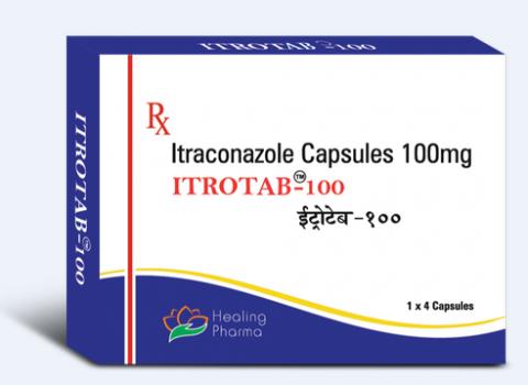 Itrotab-100