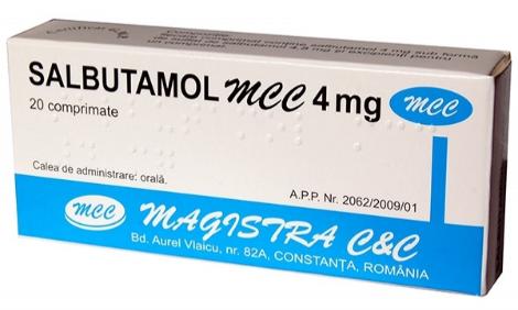 Bronkotab EX 4 mg