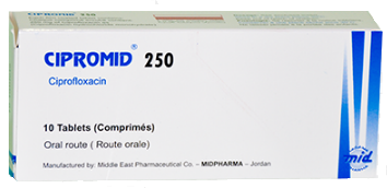 Cipromid 250