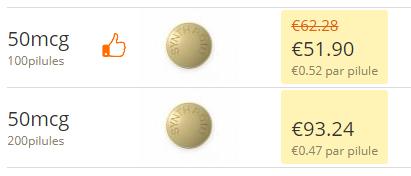 Dithyron prix